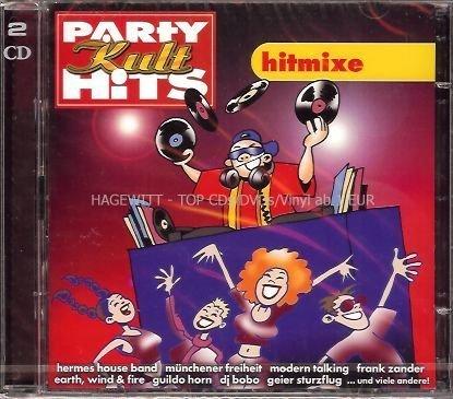 Party Kult Hits - Hitmixe (Double-CD incl. Hermes House Band megamix, Mchener Freiheit hit-mix, DJ Bobo megamix, Ibo\'s paella mega-mix, Modern Talking megamix 2000)