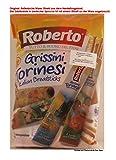 Roberto Grissini Torinesi monporzione 5 x 350g = 1750g Brotstange Backware. -