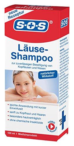 SOS Laeuse_Shampoo, 100 ml
