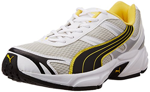 18f9f6705fc3e3 Puma 18719907 Men S Carlos Ind White Running Shoes 6 Uk- Price in India