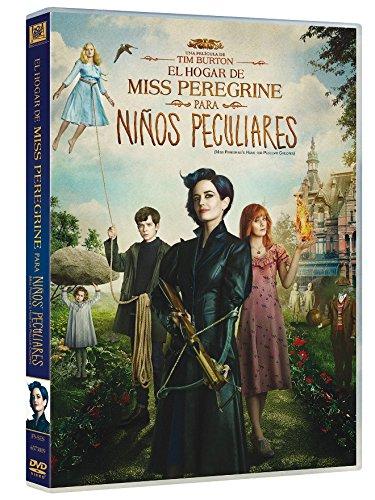Bild von Die Insel der besonderen Kinder (Miss Peregrine's Home for Peculiar Children, Spanien Import, siehe Details für Sprachen)
