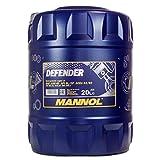 MANNOL Defender 10W-40 API SL/CF Motorenöl, 20 Liter