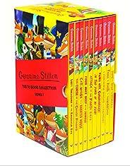 Geronimo Stilton: The 10 Book Collection (Series 1) (Geronimo Stilton - Series 1)