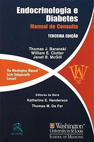 Endocrinologia e Diabetes. Manual de Consulta (Em Portuguese do Brasil)