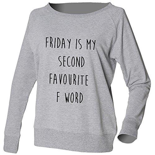 imited Damen Sweatshirt Gr. M, grau ()