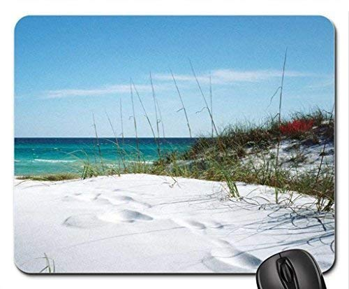 Destin Sand Dunes Mouse Pad, Mousepad (Beaches Mouse Pad)