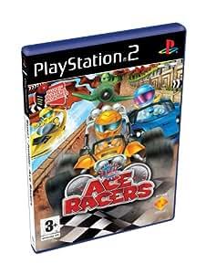 Buzz! Junior Ace Racers (PS2)