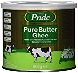 Pride Pure Butter Ghee, 1-Pack (1x 500g