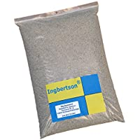 5 kg Ingbertson Arena de cuarzo ca. 0,4 - 0,8 mm