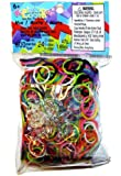 Rainbow Loom - Colour Bands Mix - Elastiques Multicolores (Import Royaume-Uni)