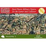 Late War German Infantry MINT/New by Plastic Soldier Company