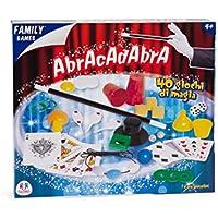 Family Games 36519 - Giochi di Prestigio con 38 Giochi