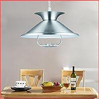 KHSKX Lampada da soffitto in alluminio