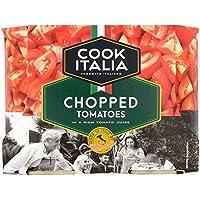 Cocinero italiano tomates picados 4 x 400g