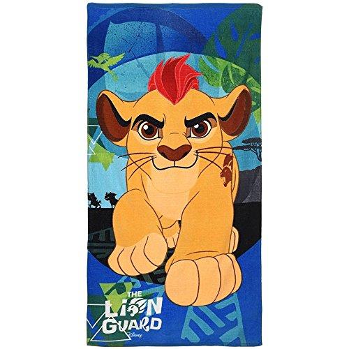 Disney Die Garde der Löwen Strandtuch Badetuch 70x140cm (Noir Monster High Kitty)