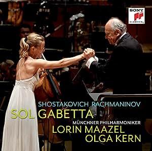 Schostakowitsch: Cellokonzert Nr. 1 op. 107 / Rachmaninov: Cellosonate op. 19