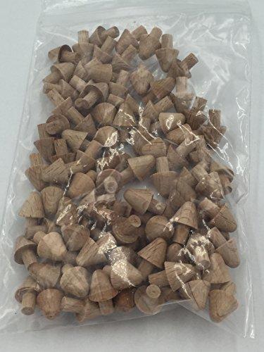 Entretoise pour nids d'abeille en bois 7 mm, lot de 100