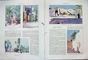 Français 1933 de Meidan Shah Hadjou Tabarek de Mosquée d'Ispahan