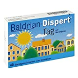 Baldrian-Dispert Tag Tabletten, 40 St.