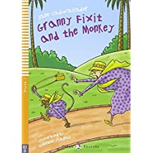 Granny Fixit and the Monkey + CD by Jane Cadwallader (2014-05-01)