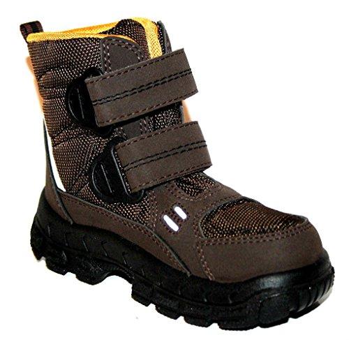 Juge Chaussures pour enfants 46.7569.1231garçon bottes Marron
