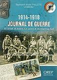 1914-1918 Journal de guerre : Les carnets de dessins d'un peintre de Montmartre au front