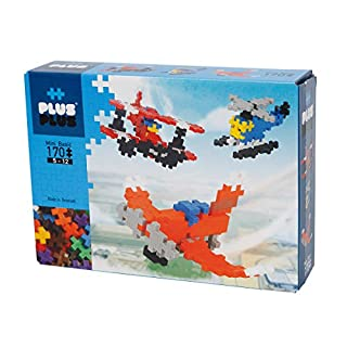 Plus-Plus 52147 - Steckspiele -  Mini Basic 170 - Aircraft
