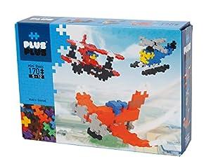 Plus-Plus 3724 Juguete de construcción - Juguetes de construcción (Juego de construcción, Multicolor, 5 año(s), 170 Pieza(s), Niño/niña, Niños)