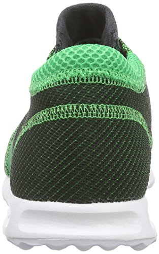 adidas Originals Los Angeles, Baskets Basses mixte adulte Vert - Grün (Green/Green/Carbon S14)