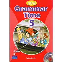 New Grammar Time - Students' Book 5 (+ CD)