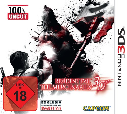 Resident Evil: The Mercenaries 3D (Kostüm Ausfallen)