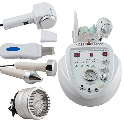 Carejoy 5in1 Diamant Microdermabrasion Ultraschall Dermabrasion Peeling Scrubber Machine -