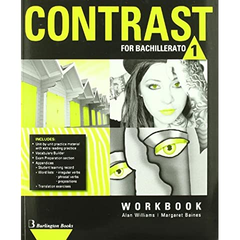 Contrast For Bachillerato 1. Workbook