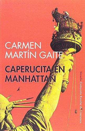 Caperucita en Manhattan (Escolar De Literatura/ School Literature)