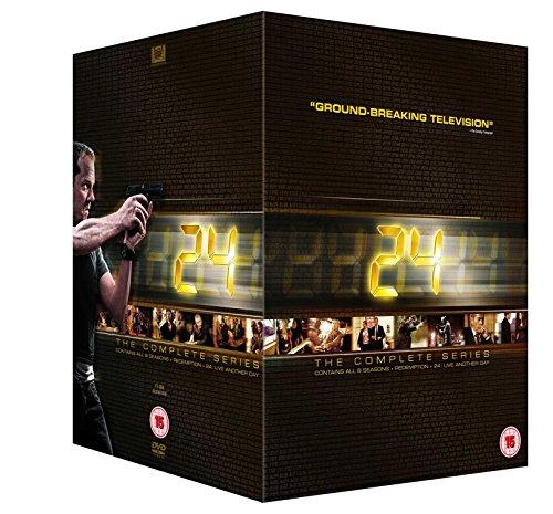 24 - Season 1-8 Complete [Edizione: Regno Unito] [Edizione: Regno Unito]