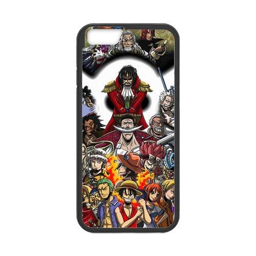 """One Piece design Étui pour l'iPhone 6/6S, Personalized Coque pour iPhone 6(4.7inch) """", Customize One Piece TPU Phone Case Housse de Protection Housse Coque Étui Cas Back Cover pour Ip"""