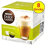 Nescafé Dolce Gusto Cappuccino, Pack of 3 (Total 48 Capsules, 24 Servings) Bild 6