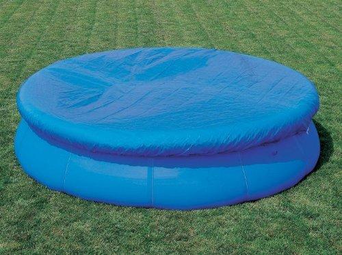 Bestway Toalla Toldo para cubrir rígida para piscina redonda suelo 427 cm de diámetro