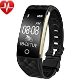 Activity Tracker, Willful Fitness Tracker Cardio Impermeabile IP68 per Nuoto Bluetooth Smartband...