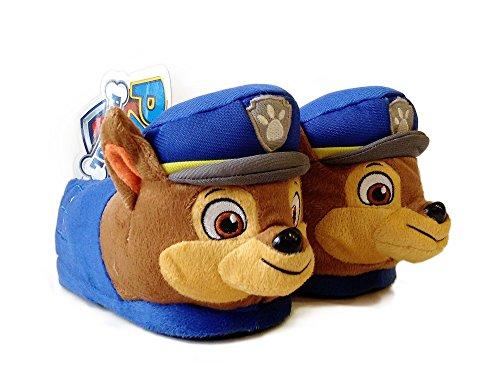 zapatillas-patrulla-canina-pantuflas-3d-chase-sx-22-23-24