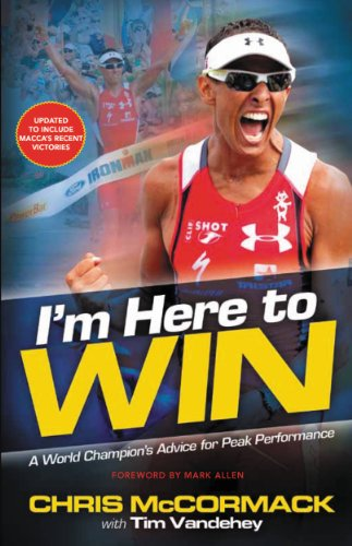 I'm Here To Win: A World Champion's Advice for Peak Performance (English Edition) - Peak Center