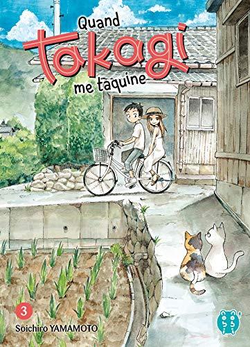 Quand Takagi me Taquine Edition simple Tome 3