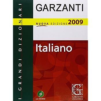 Dizionario Italiano 2009-Parola Per Parola. Un Percorso Nel Dizionario. Con Cd-Rom
