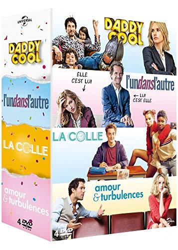 Coffret : Daddy Cool + L'un dans l'autre + La Colle + Amour & turbulences