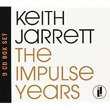 Keith Jarrett: The Impulse years [Import anglais]