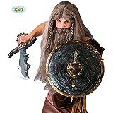 Escudo de Vikingo o Bárbaro de 45 cm.
