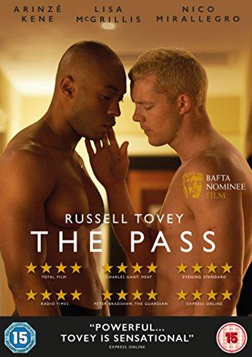 The Pass [DVD] [2017]