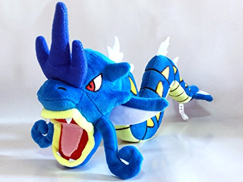 Pokemon Plush Doll Gyarados/Garados/Leviator 30cm