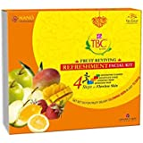 TBC By Nature Fruit Reviving Refreshment Facial Kit, 400g