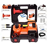 Best Battery 3.5T Multi Function Electric Liquid Lift Hydraulic Car Jack Electric +
